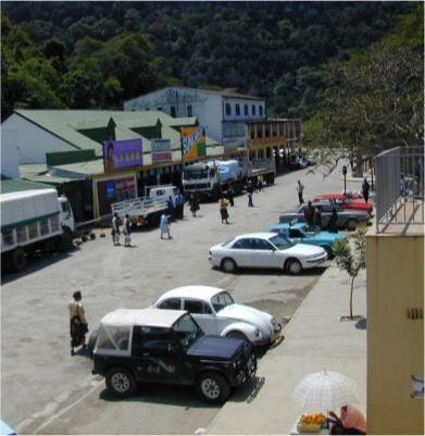 Port St Johns Town Today