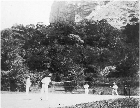 Tennis in Port St Johns