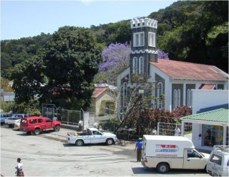 Port St Johns Town 1