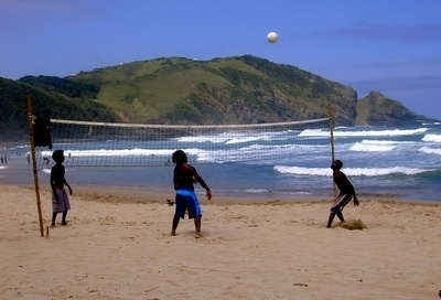 Port St Johns Volleyball